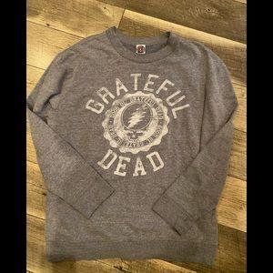 Men's Grateful Dead pull over xl
